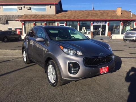 2017 Kia Sportage for sale in Butte MT