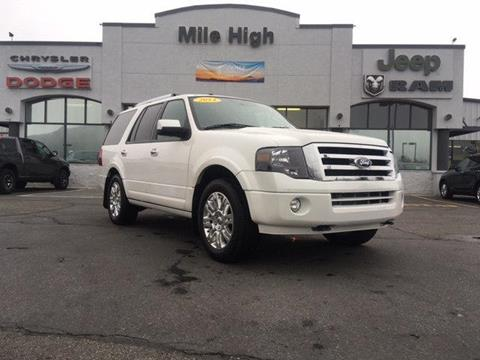 2014 Ford Expedition for sale in Butte MT