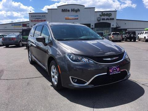2017 Chrysler Pacifica for sale in Butte MT