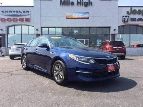 2016 Kia Optima for sale in Butte MT