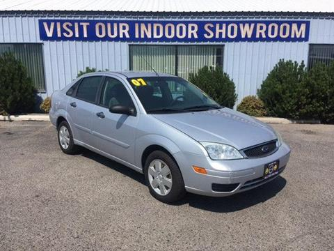 2007 Ford Focus for sale in Butte, MT