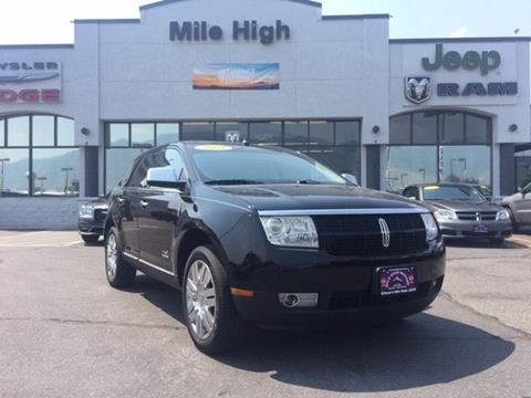 2008 Lincoln MKX for sale in Butte MT