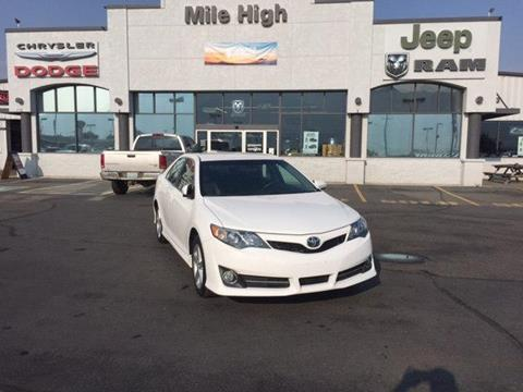 2014 Toyota Camry for sale in Butte MT