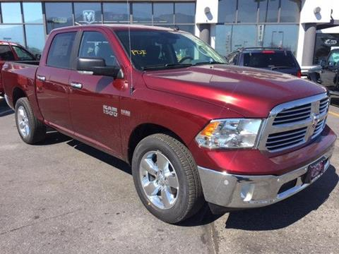 2017 RAM Ram Pickup 1500 for sale in Butte MT