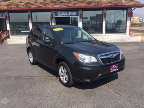 2016 Subaru Forester for sale in Butte MT