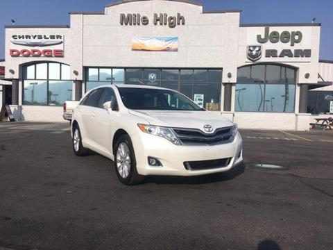 2014 Toyota Venza for sale in Butte MT