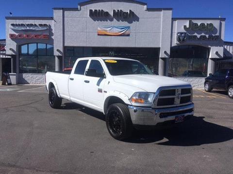 2012 RAM Ram Pickup 2500 for sale in Butte, MT
