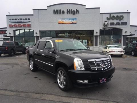 2008 Cadillac Escalade EXT for sale in Butte, MT