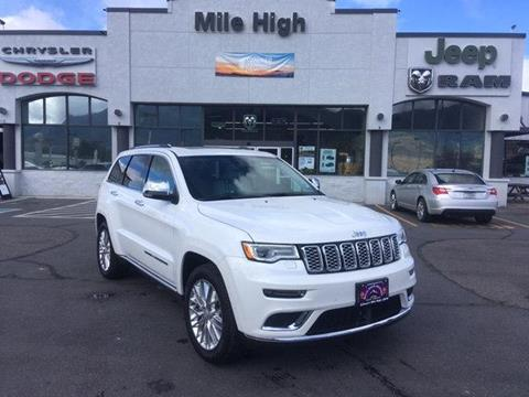 2018 Jeep Grand Cherokee for sale in Butte MT