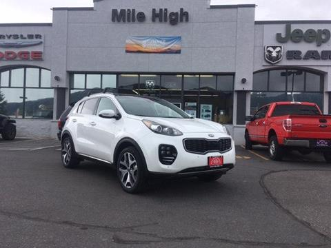 2018 Kia Sportage for sale in Butte MT