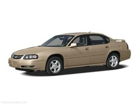 2005 Chevrolet Impala for sale in Butte, MT
