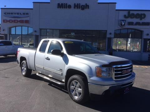 2012 GMC Sierra 1500 for sale in Butte MT