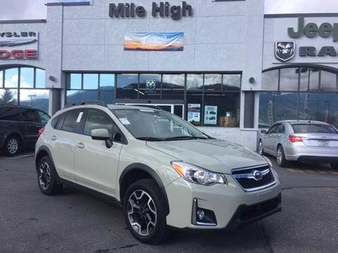 2016 Subaru Crosstrek for sale in Butte MT