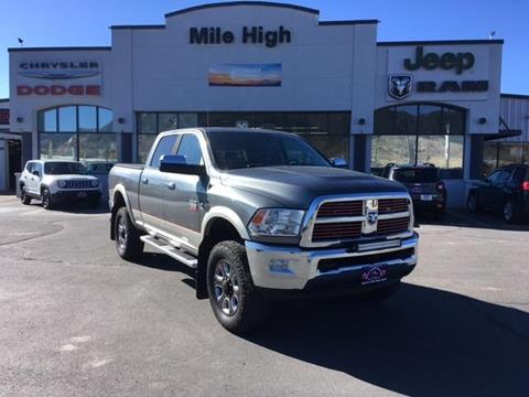 2010 Dodge Ram Pickup 3500 for sale in Butte, MT