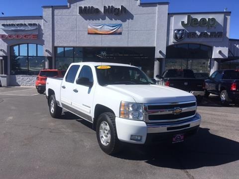 2011 Chevrolet Silverado 1500 for sale in Butte MT