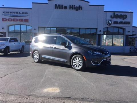 2018 Chrysler Pacifica for sale in Butte, MT