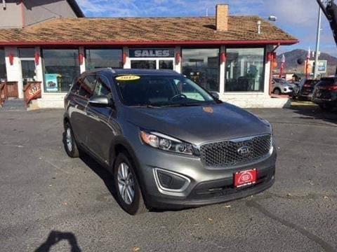 2017 Kia Sorento for sale in Butte MT