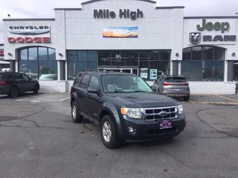 2008 Ford Escape Hybrid for sale in Butte, MT
