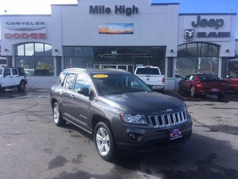 2016 Jeep Compass for sale in Butte MT