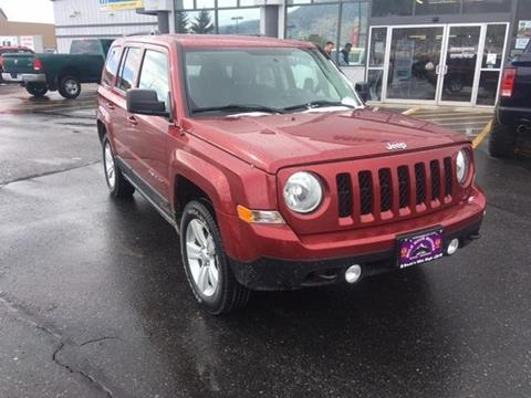 2015 Jeep Patriot for sale in Butte MT