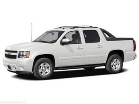 2007 Chevrolet Avalanche for sale in Butte MT