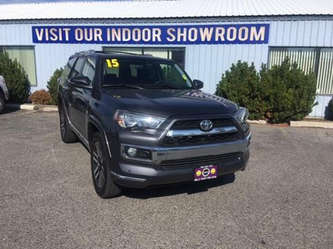2015 Toyota 4Runner for sale in Butte MT
