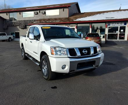 2007 Nissan Titan for sale in Butte MT