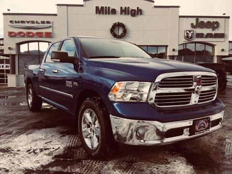 2018 RAM Ram Pickup 1500 for sale in Butte MT