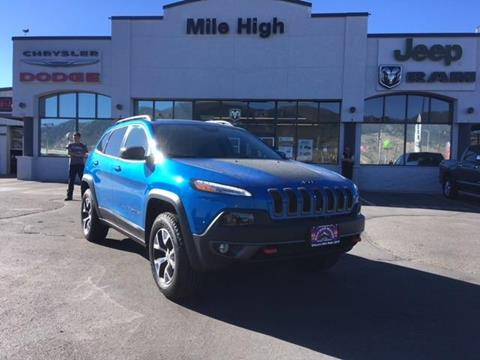 2018 Jeep Cherokee for sale in Butte MT