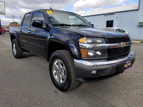 2011 Chevrolet Colorado for sale in Butte, MT