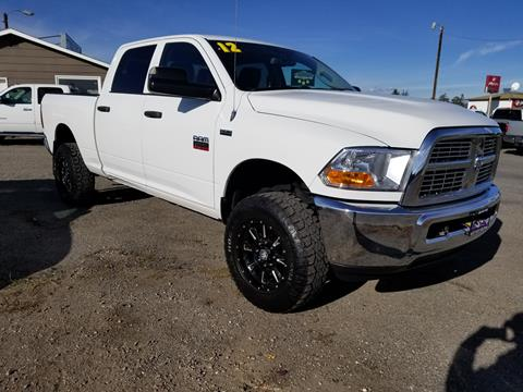 2012 RAM Ram Pickup 2500 for sale in Butte MT