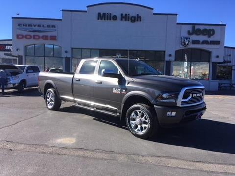 2018 RAM Ram Pickup 3500 for sale in Butte MT