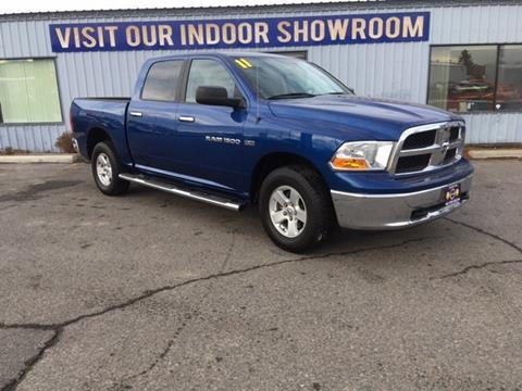 2011 RAM Ram Pickup 1500 for sale in Butte MT