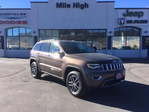 2018 Jeep Grand Cherokee for sale in Butte, MT
