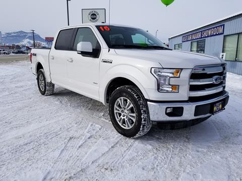 2015 Ford F-150 for sale in Butte MT