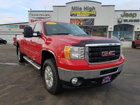 2011 GMC Sierra 2500HD for sale in Butte, MT