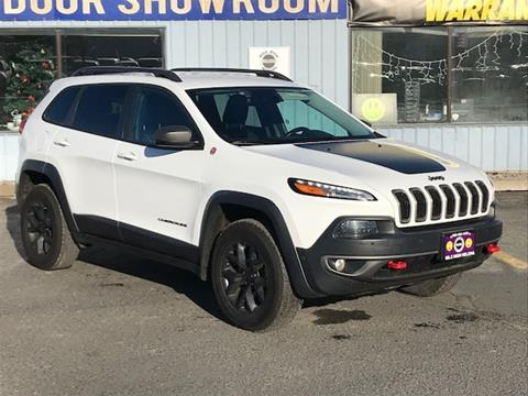 2015 Jeep Cherokee for sale in Butte, MT