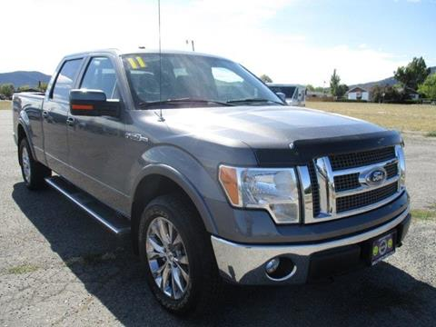 2011 Ford F-150 for sale in Butte MT