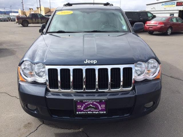 2010 Jeep Grand Cherokee 4x4 Limited 4dr SUV - Butte MT