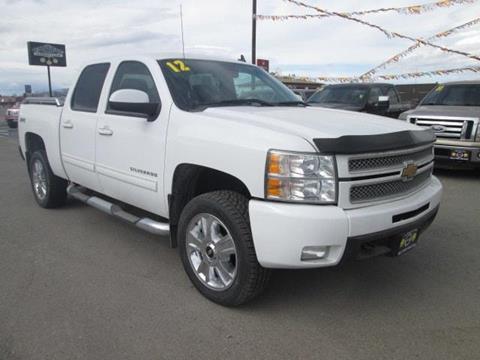 2012 Chevrolet Silverado 1500 for sale in Butte, MT