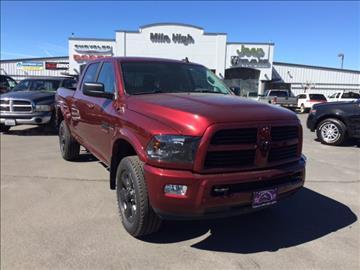 2017 RAM Ram Pickup 2500 for sale in Butte, MT