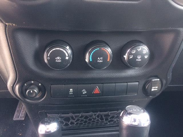 2011 Jeep Wrangler Unlimited 4x4 Sport 4dr SUV - Butte MT