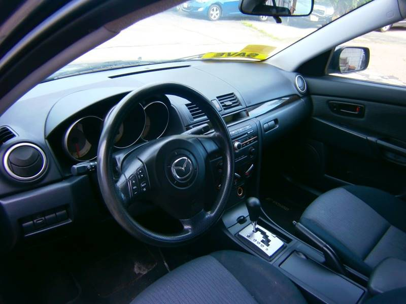 2007 Mazda Mazda3 I Touring 4dr Sedan 2l I4 4a In Quincy