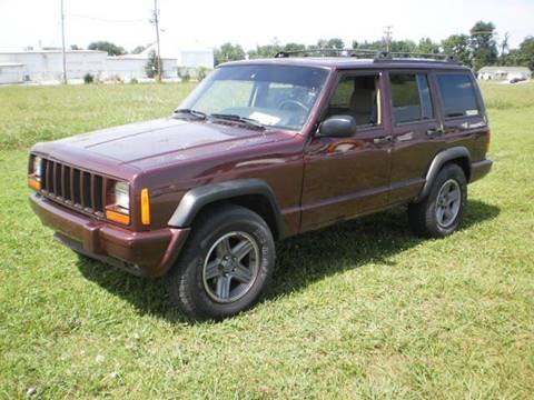 2001 Jeep Cherokee for sale in Somerset, KY