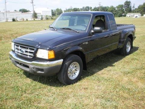 2001 Ford Ranger for sale in Somerset, KY