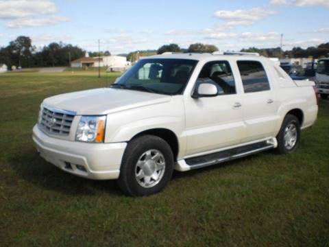 2002 Cadillac Escalade EXT for sale in Somerset, KY