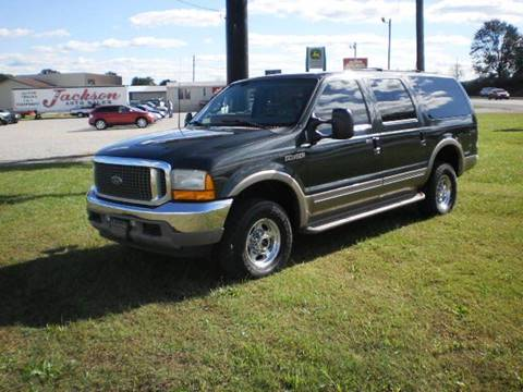 2001 Ford Excursion for sale in Somerset, KY