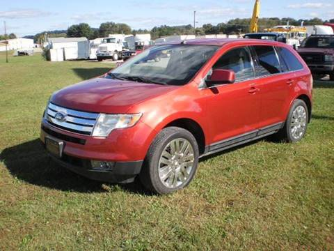 Ford edge for sale in somerset ky for Somerset motors somerset ky