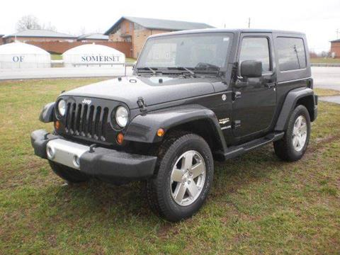 2008 Jeep Wrangler for sale in Somerset, KY
