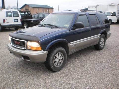 2000 GMC Jimmy for sale in Somerset, KY